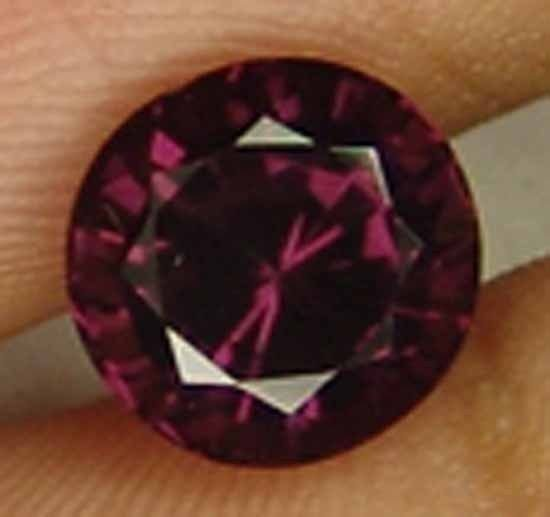 1.45CT Nice Cushion Natural Purple Spinel 09100180