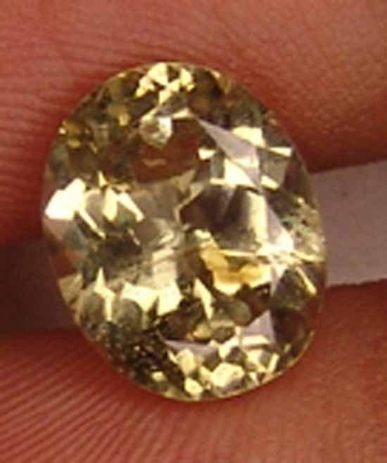 2.60CT 100% Natural Great Size Rare Kornerupine 9100118