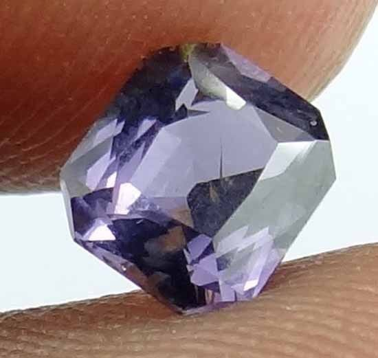 SPINEL Natural 1.25 CT 6.50 X 5.73 MM Great Cut & Color Untreated Gem 12111539