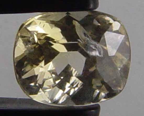 1.20CT Low $$$ Natural Ceylon Yellow Sapphire 07071676