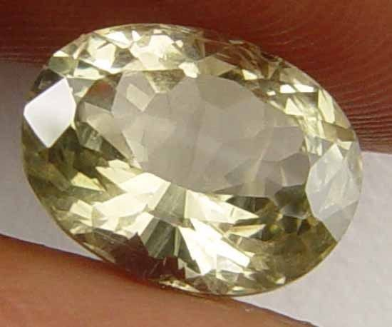 KORNERUPINE Natural 1.50 CT Nice Yellow Luster Gorgeous Unheated Gem 08050883