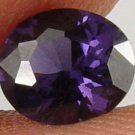 SPINEL Natural 1.40 CT 7.53 X 6.42 MM Beautiful Purple Color Gemstone 10051439