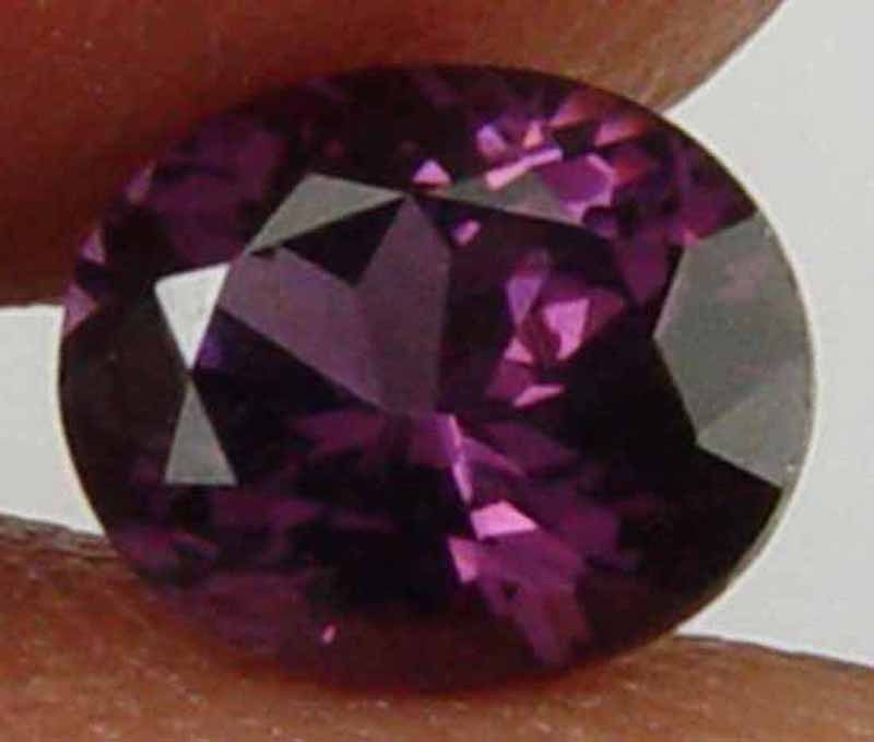 SPINEL Natural 1.15 CT 6.77  X 5.60 MM Nice Oval Earth Mined Loose Gem 10051487