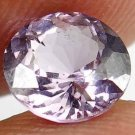 SPINEL Natural 1.10 CT 6.55 MM Nice Light Purple Color Rare Round Gem 12111890