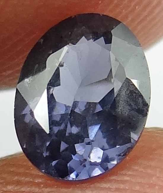 SPINEL Natural 0.95 CT 6.93 X 5.32 MM Well Cut Gorgeous Untreated Gem 12111822