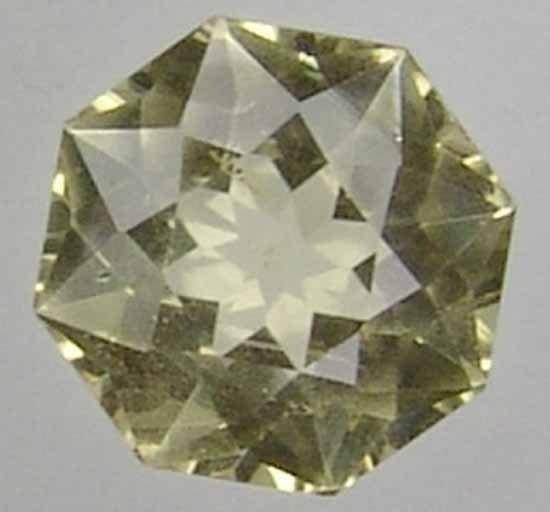 4.30CT 100% Natural Super Cut Octagon Sinhalite 7112532