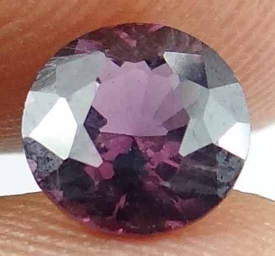 SPINEL Natural 1.15CT 6.53 MM Rare Round Cut Unheated Gorgeous Gemstone 12111859