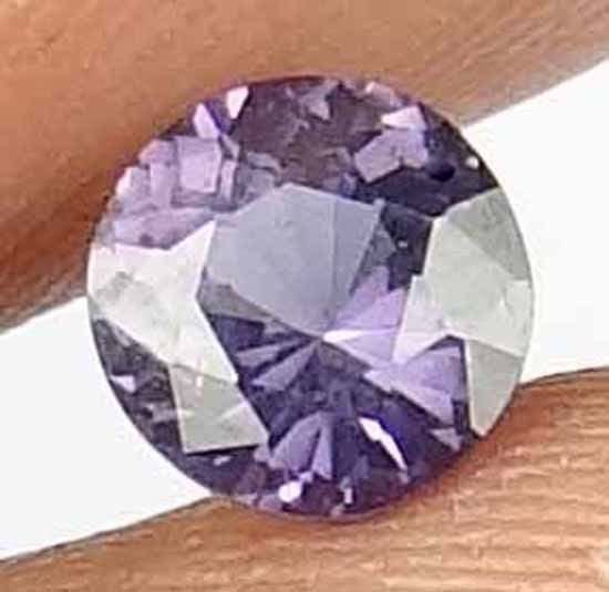 SPINEL Natural 1.05 CT 6.14 MM Gorgeous Color & Luster Untreated Gem 12112522
