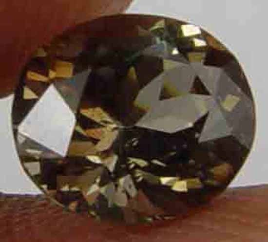 1.25CT Well Cut Glowing Ultra Rare Andalusite 10051030
