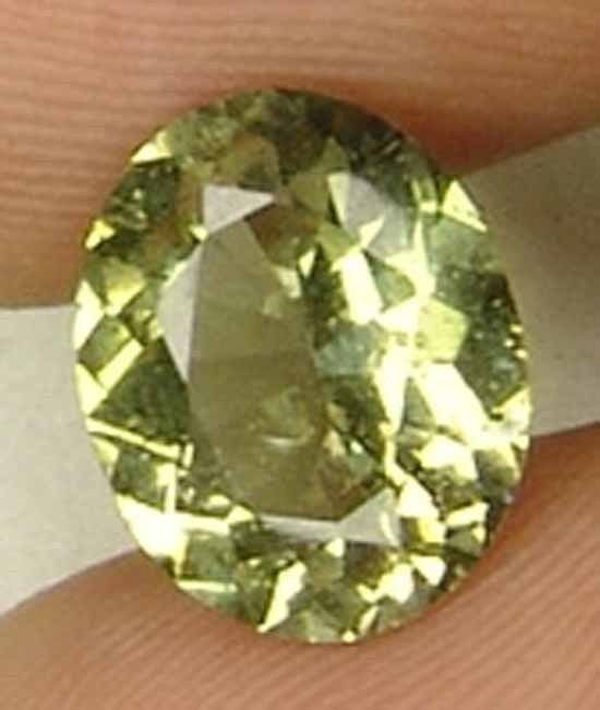2.15CT 100% Natural Glowing Oval Kornerupine 10030453