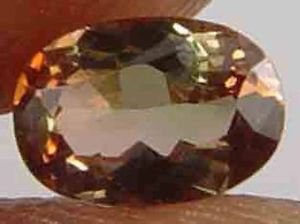 0.45CT 100% Natural Collectors' Gem Andalusite 10051005