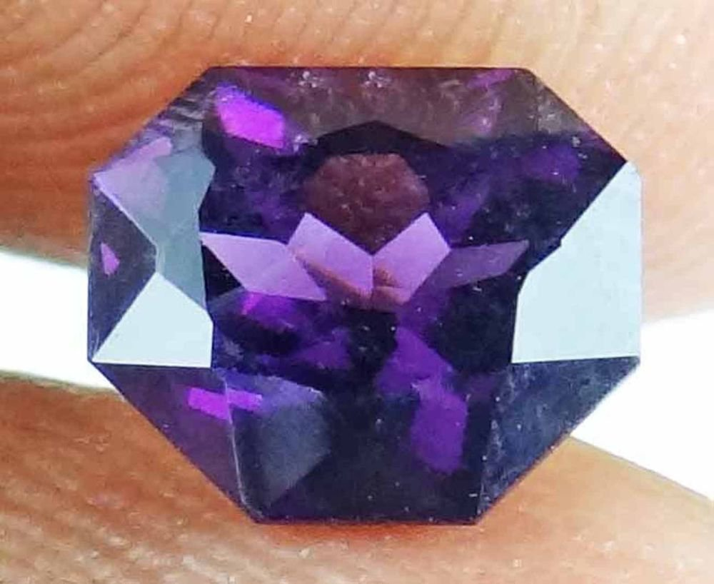 SPINEL Natural 1.50 CT 7.22 X 6.26 MM Unique Cut Octagon Loose Gemstone 13091298