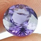 SPINEL Natural 1.2 CT 6.26 MM Gorgeous Purple Color Round Cut Untreated 13021225