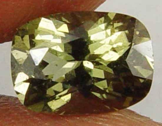 KORNERUPINE Natural 2.15 CT Great Cushion Cut Loose Rare Gemstone 11011767