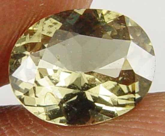 KORNERUPINE Natural 1.40 CT Nice Glowing Oval Gemstone 11010345