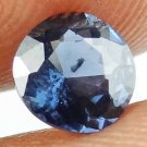 SPINEL Natural 1.10 CT 6.30 MM Rare Round Cut Nice Blue Color Loose Gem 13021249