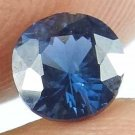 SPINEL Natural 1.15CT 6.15 MM Round Shape Blue Color Untreated Gemstone 13021254