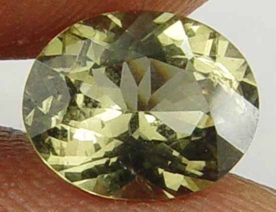 KORNERUPINE Natural 1.45 CT Rare Collectors' Specimen Gem 11010371