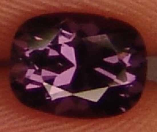 SPINEL Natural 1.00 CT Well Cut Cushion Faceted Loose Gemstone 11011519