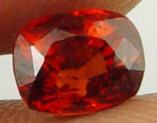HESSONITE GARNET 1.70 Carats Lovely 100% Natural Gemstone for Astrology 10101141