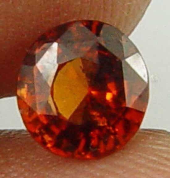 1.40CT Super Orange Glow Hessonite Garnet 10101108