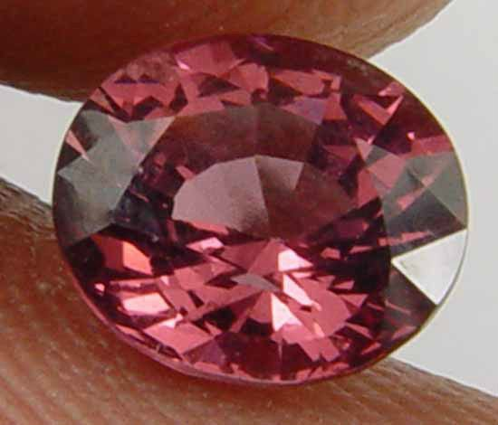 1.60CT Super Glow Well Cut Oval Natural Garnet 10061120