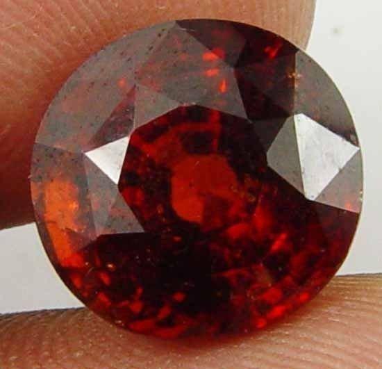 9.85CT Super Rare Size 100% Natural Hessonite 10091505
