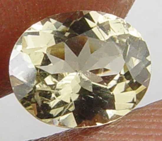 1.40CT 100% Natural Glowing Oval Kornerupine 10100460