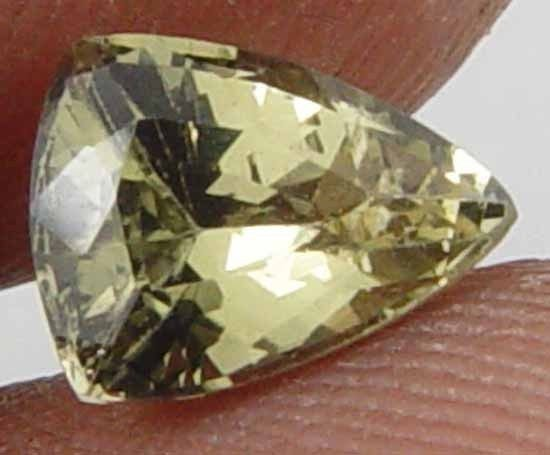 1.25CT Well Cut Trillion Natural Kornerupine 10100452