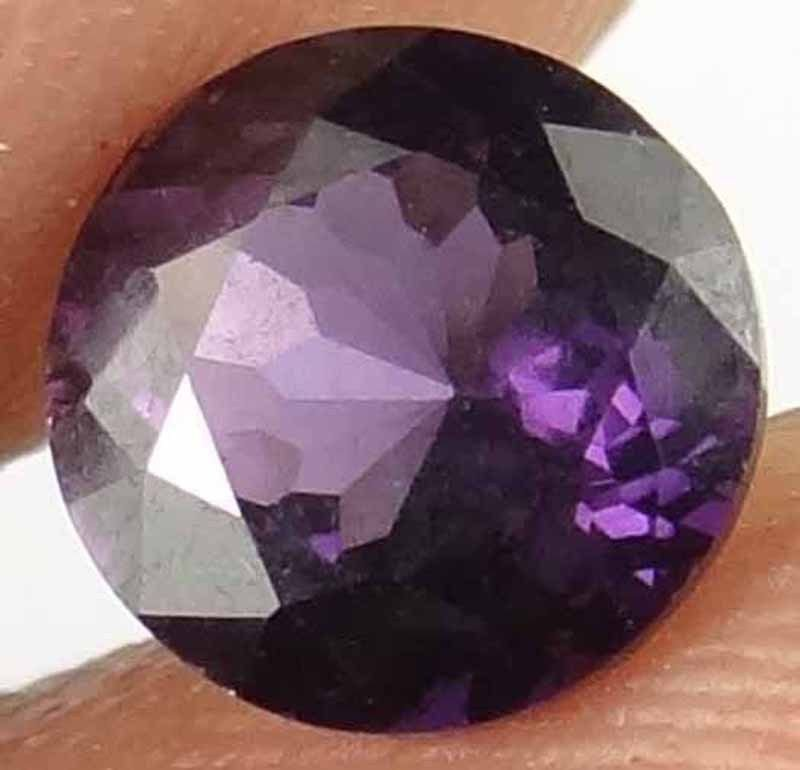 SPINEL Natural 1.25 CT 6.53 X 3.83 MM Rare Round Cut Loose Ring Stone 12030816