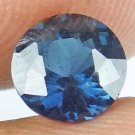 SPINEL Natural 1.20 CT 6.41  MM Beautiful Blue Rare Round Cut Untreated 13021861