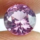 GARNET Natural 1.10 CT 6.19 MM Glistening Pink Glow Round Cut Loose Gem 13022508