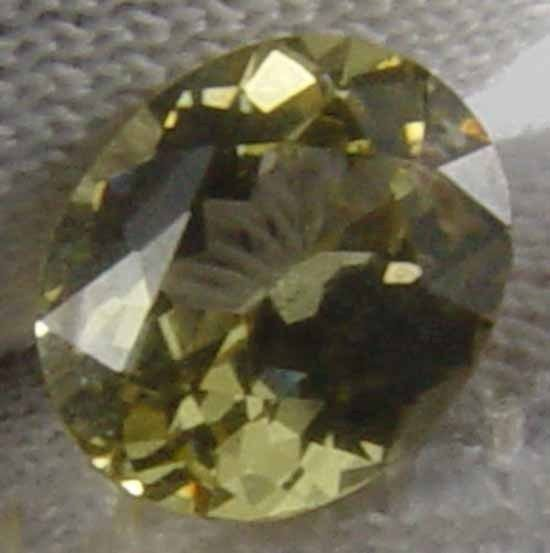 Beautiful Oval Unheated Natural Chrysoberyl 1.15 Ct 6.87 x 5.74 MM Gem 12012538