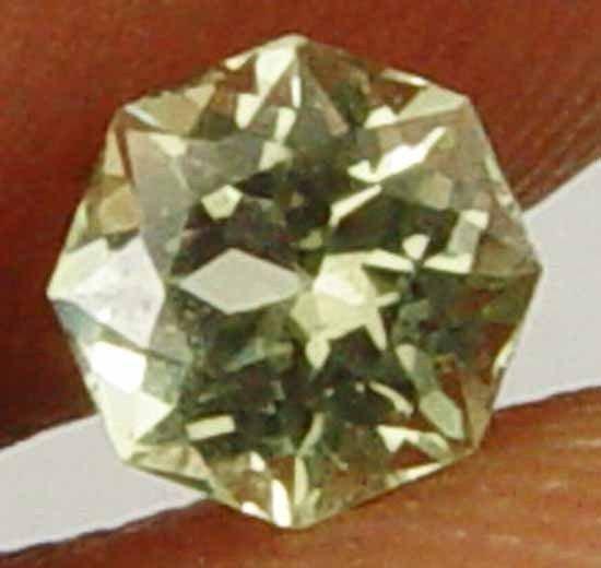 Unique Rare Octagon 0.50Cts Natural Chrysoberyl Gem 11052137