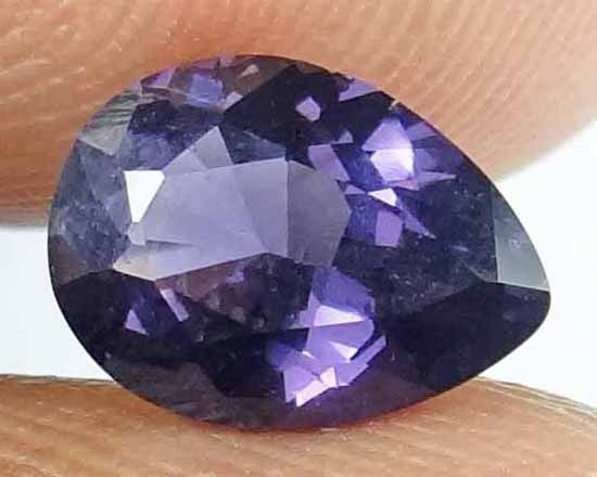 SPINEL Natural 1.80 CT 9.09 X 6.69 MM Rich Purple Color Untreated Gem 13021814