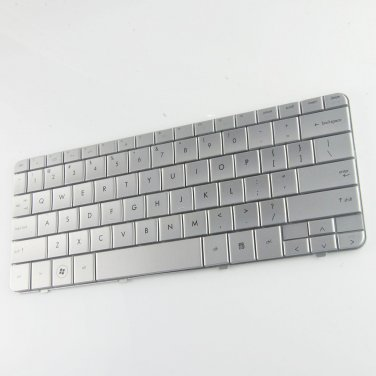 New Silver Keyboard for Hp Compaq MINI DM1-2000 DM1-2100 DM1-3000 Series