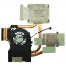 CPU Cooling Fan with Heatsink for HP Pavilion DV7-6165US DV7-6169NR DV7-6187CL DV7-6188CA DV7-6197CA