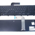 New Laptop US Layout Black Keyboard For Dell Inspiron 15 3521 15R 5521 P/N:YH3FC