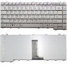 New US Layout Silver Keyboard for Toshiba Satellite A200 A205 A210 A215 A300 A305 L300 L305 L310