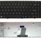New US Black Keyboard with Black Frame for IBM Lenovo IdeaPad G780 G780A G770 G770A