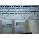 New US Sliver Laptop Keyboard for Acer Aspire 5943 5943G 8943 8943G 8950 8950G