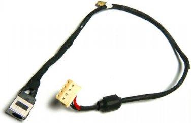 New AC DC Power Jack Plug Socket Cable Harness for Toshiba Satellite L600 L640 L645