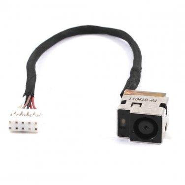 New AC DC Power Jack Plug Socket Cable Harness for HP Pavilion dv6-3000 dv6t-3000 dv6t-3100 Series