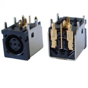 New AC DC Power Jack Plug Socket Connector for HP Compaq NX6310 6520S 6530B 6530s 6710p 6710S 6510B