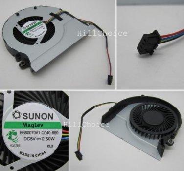 CPU Fan For Lenovo Ideapad Z480 Z485 Z580 Z585 Laptop (4-PIN) EG60070V1-C040-S99