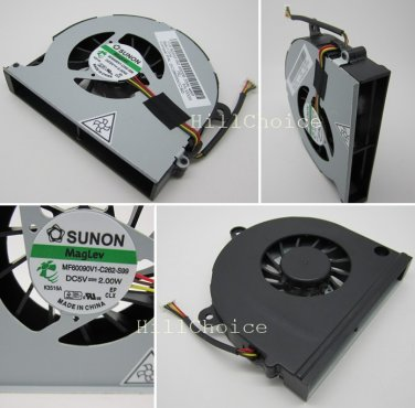 New CPU Fan For Toshiba Satellite P775 Laptop (4-PIN) MF6009V1-C262-S99 DC28000CCS0
