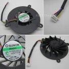 CPU Fan For ASUS F3 F3J F3S F3T A8 A8J Z99 X80 N80 N81 F8S Z53 M51 F3H Laptop  (4-PIN) GC056015VH-A