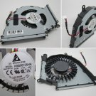 New CPU Cooling Fan For SAMSUNG Q430 Q530 Q330 Q460 P330 Laptop (3-PIN) KSB06105HA -AB24
