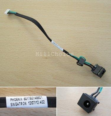 Toshiba Satellite L500 L510 L515 L521 L526 L536 L538 Laptop DC Power Jack With Cable 6017B0148601
