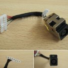 Brand New DC Power Jack with Cable for HP Pavilion G6 Laptop ( For AMD) 6017B0258701 PJ257